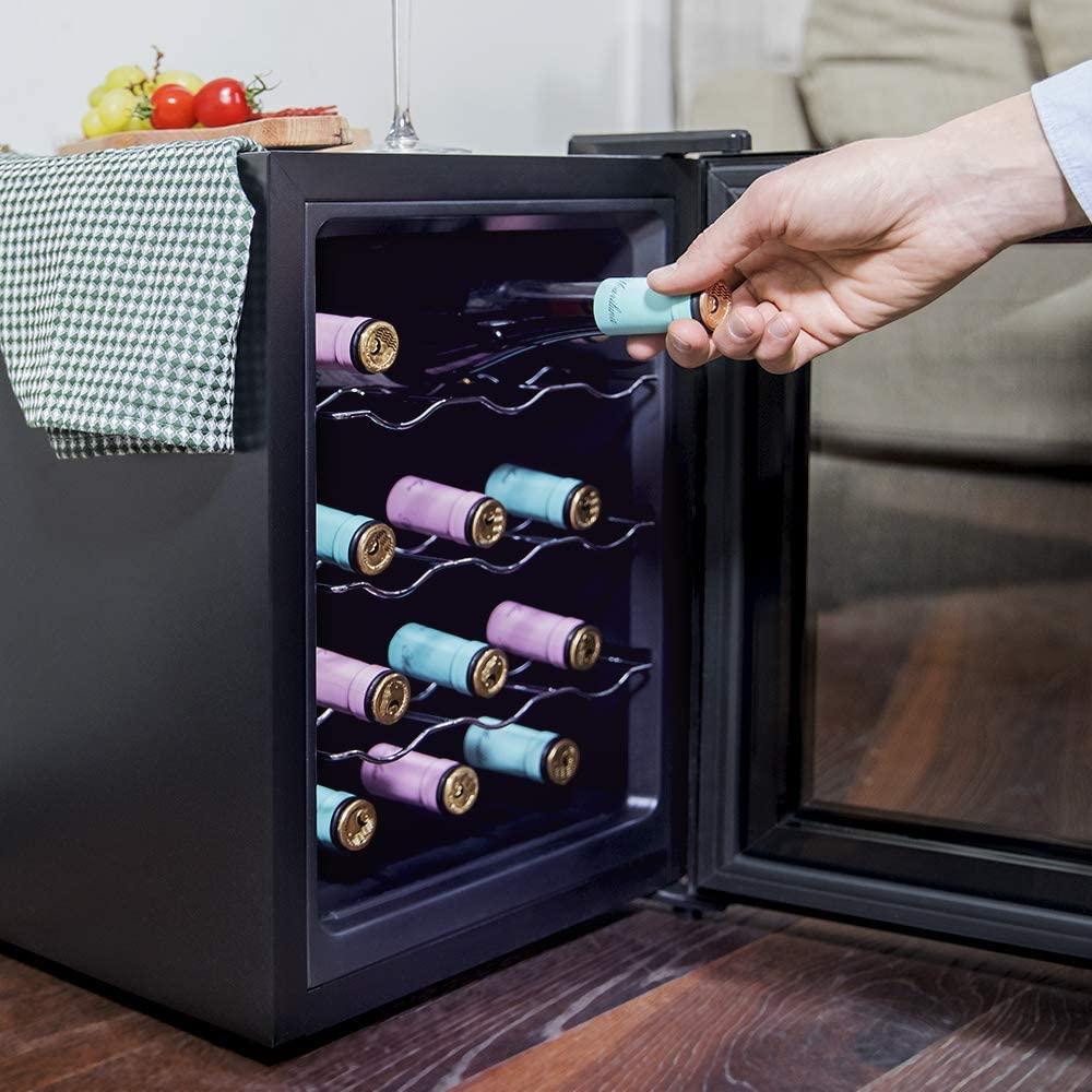 nevera vinos cecotec